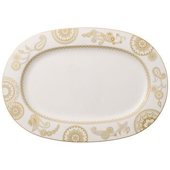 Anmut Samarah Platte oval 41 cm