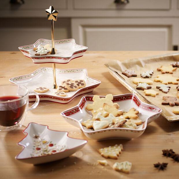 Winter Bakery Delight Etagere Ilex, , large