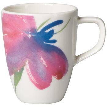 Artesano Flower Art Mokka-/Espressoobertasse