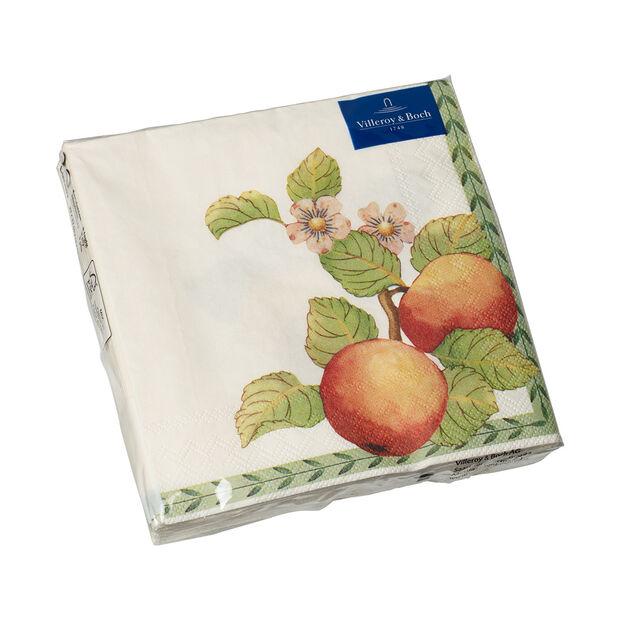 Papier Servietten French Garden Modern Fruits, 33 x 33 cm, 20 Stück, , large