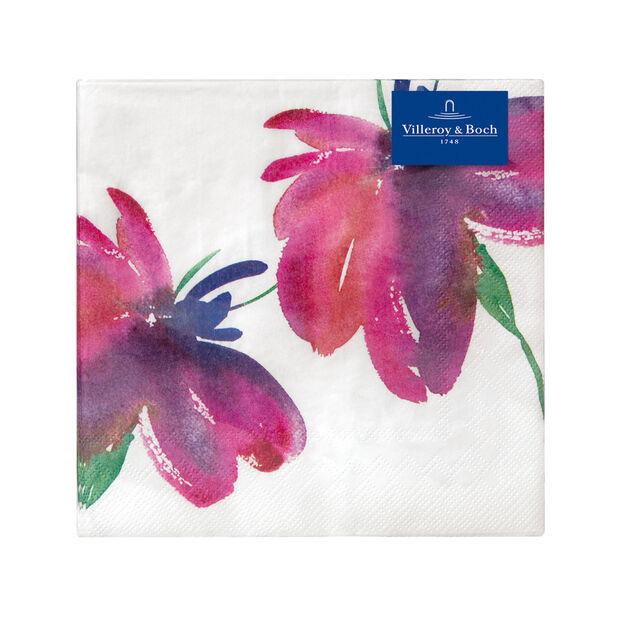 Papier Servietten Artesano Flower Art, 33 x 33 cm, 20 Stück, , large