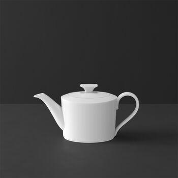 MetroChic blanc Gifts Teekanne klein 21x9x10,5cm