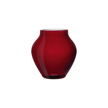 Mini Deko-Vase von Oronda Deep Cherry