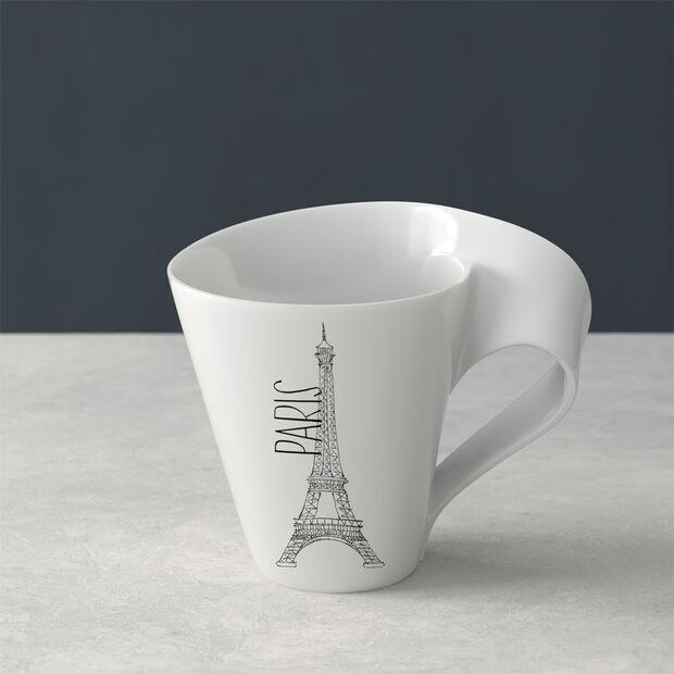 Modern Cities Kaffeebecher, Paris, 300ml, , large