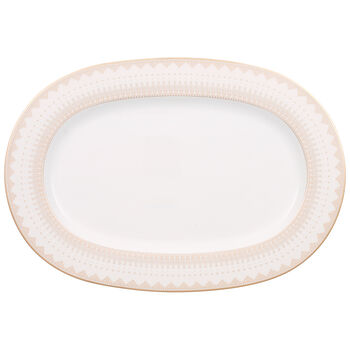 Samarkand Platte oval