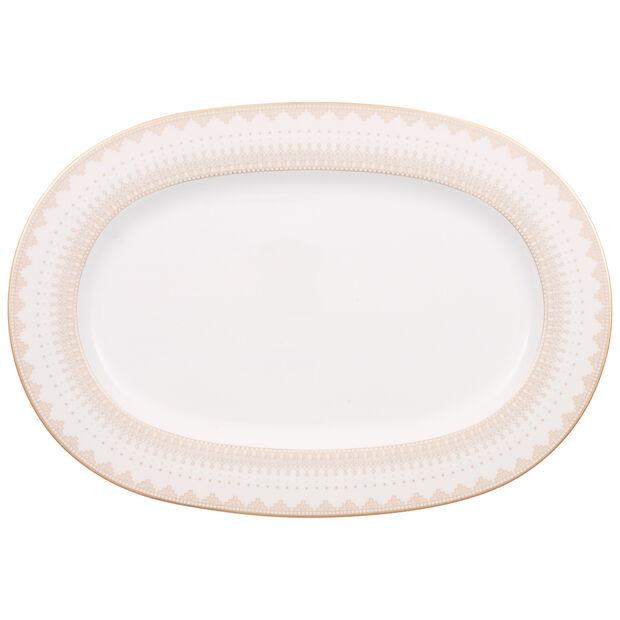 Samarkand Platte oval, , large