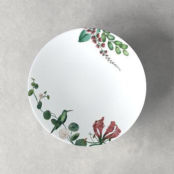 Avarua Suppenteller, 22cm, weiß/bunt