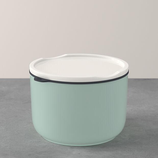 ToGo&ToStay Lunchbox, 13x9,5cm, rund, mintgrün, , large