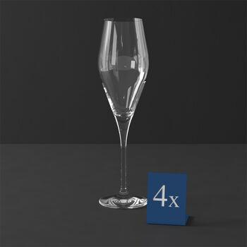La Divina Champagnerkelch, 4 Stück