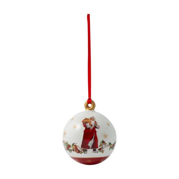 Annual Christmas Edition ball 2020, 6.5 x 6.5 x 8 cm, , large