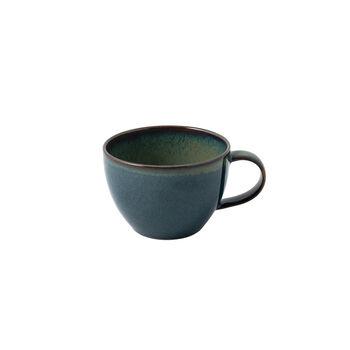 Crafted Breeze Kaffeetasse, graublau, 250 ml