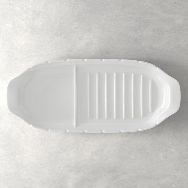 BBQ Passion Servierplatte XL mit Spießhalter, , large