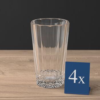 Opéra Longdrink-Glas 4er-Set