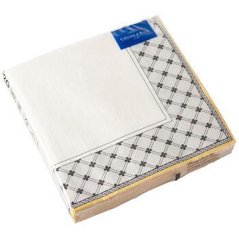 Papier Servietten Audun 33x33cm