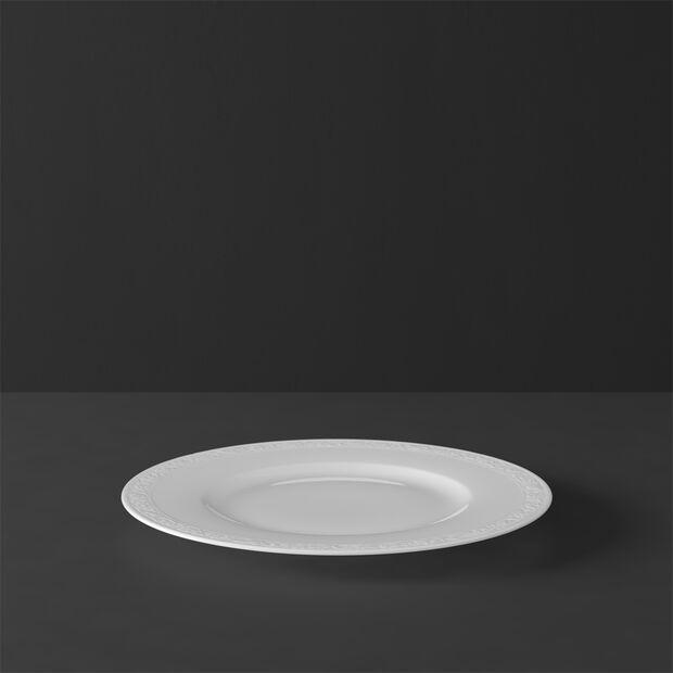 White Pearl Frühstücksteller, , large