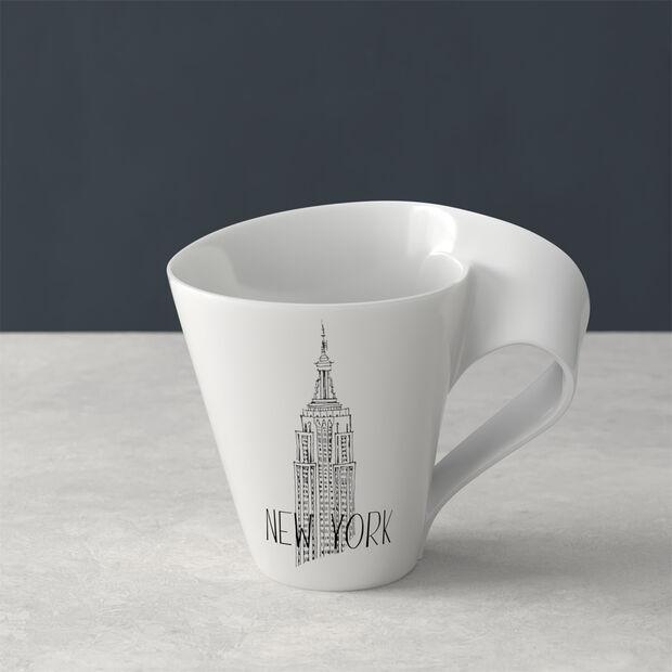 Modern Cities Kaffeebecher, New York, 300ml, , large