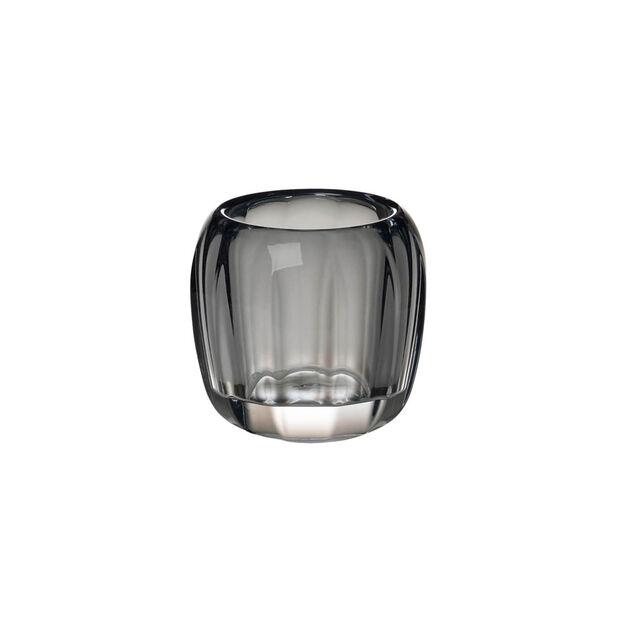 Coloured DeLight kleiner Teelichthalter Cosy Grey, , large