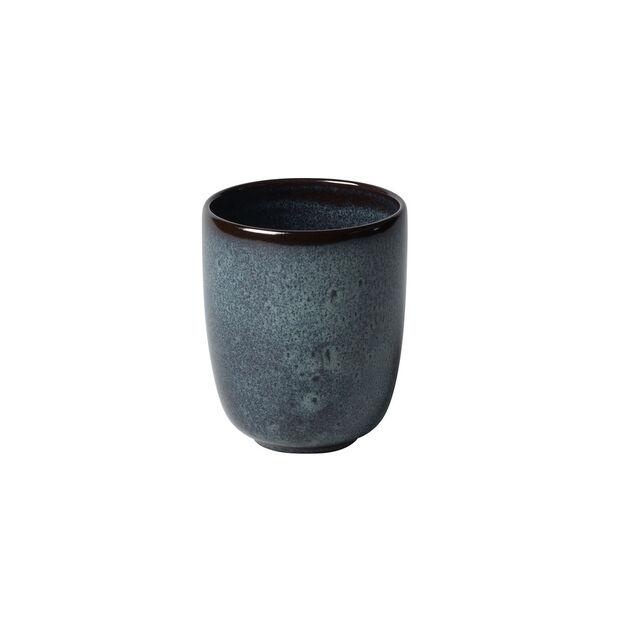 Lave gris Becher ohne Henkel 9x9x10,5cm, , large