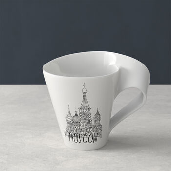 Modern Cities Becher mit Henkel Moscow