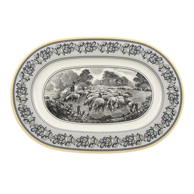 Audun Ferme ovale Platte, , large