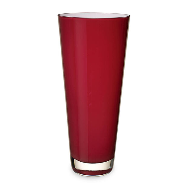 Verso große Vase Deep Cherry, , large