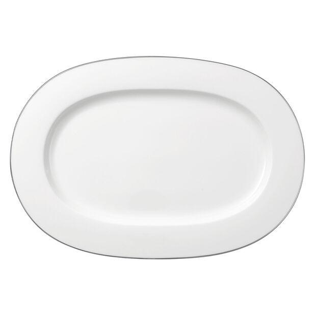 Anmut Platinum No.1 ovale Platte 41 cm, , large