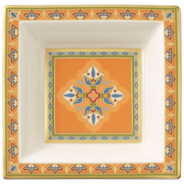 Samarkand Mandarin Schälchen quadratisch 10x10cm, , large