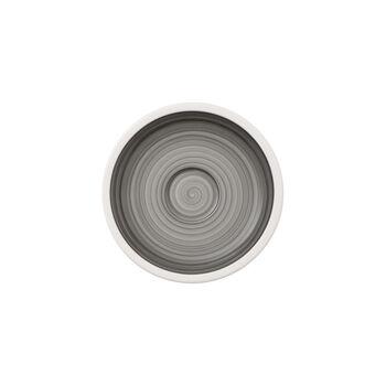 Manufacture gris Mokka-/Espresso-Untertasse