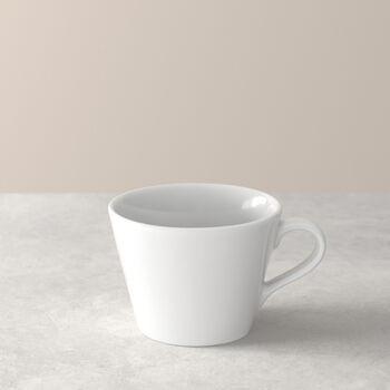 Organic White Kaffeetasse, weiß, 270 ml