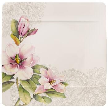 Quinsai Garden Speiseteller Magnolie Motiv D