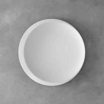 NewMoon Präsentationsplatte, 37 cm, Weiß