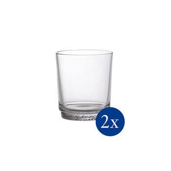 like. by Villeroy & Boch it's my match Wasserglas-Set, klar, 9 x 10 cm, 2-teilig