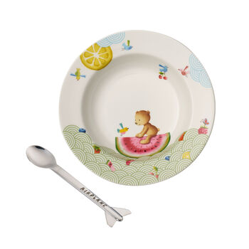 Hungry as a Bear Kinder Essen-Set, 2tlg