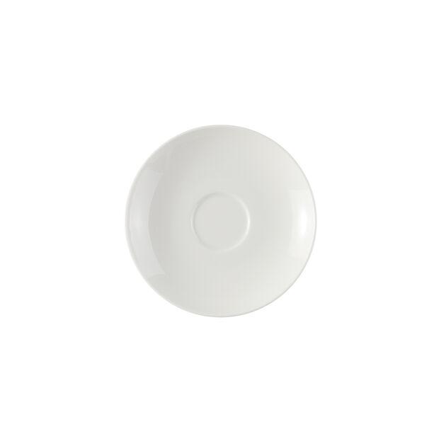 Basic White Kaffeeuntertasse, , large
