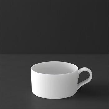 MetroChic blanc Teetasse, 230 ml, Weiß