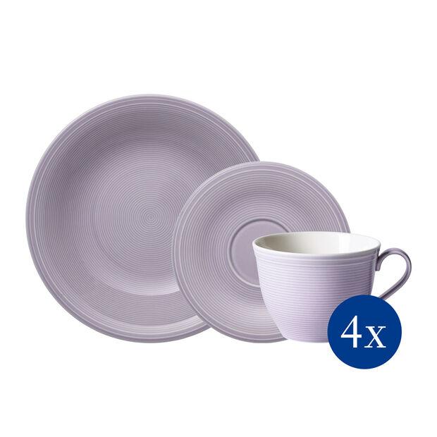 Color Loop Blueblossom Kaffee-Set, blau, 12-teilig, , large