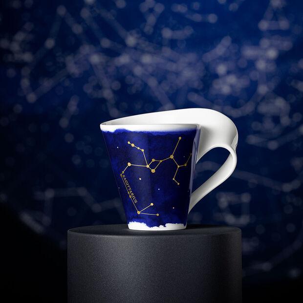 NewWave Stars Becher Schütze, 300 ml, Blau/Weiß, , large