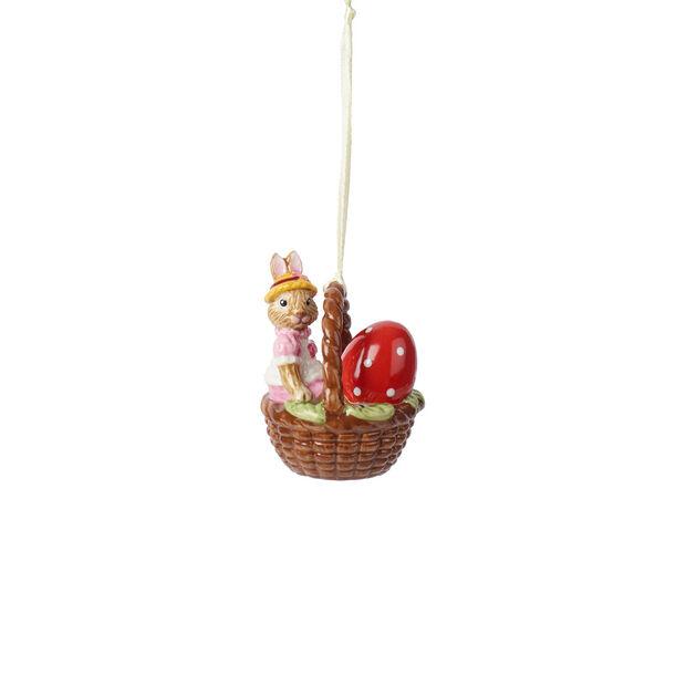 Bunny Tales Ornament-Korb Anna, , large
