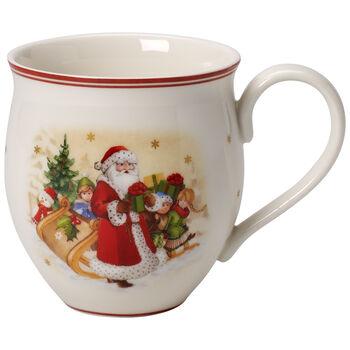 Toy's Delight Becher mit Henkel Santas Geschenke