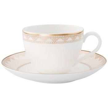 Samarkand Kaffeetasse mit Untertasse 2tlg.