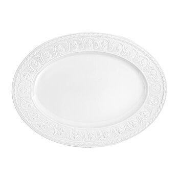 Cellini ovale Platte 40  cm