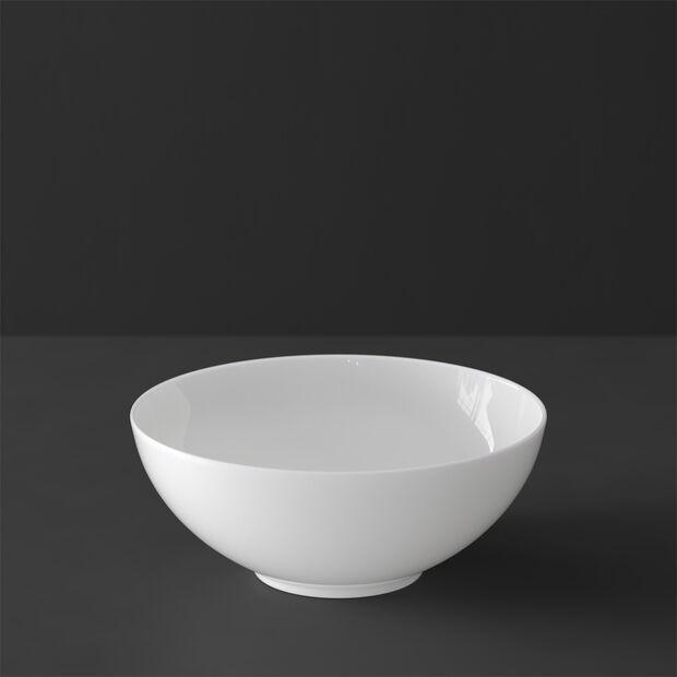 White Pearl Dessertschale, , large