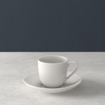 For Me Mokka-/Espressotasse mit Untertasse 2er-Set