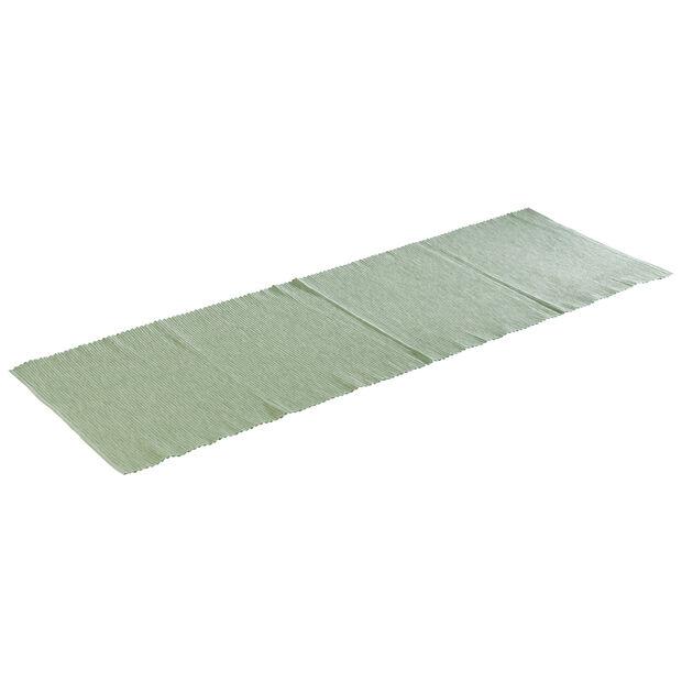 Textil News Läufer Breeze 15 hellgrün 50x140cm, , large
