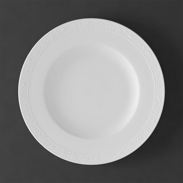 White Pearl Speiseteller, , large