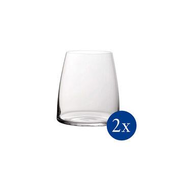MetroChic Wasserglas, 2 Stück, 110 cm, 565 ml