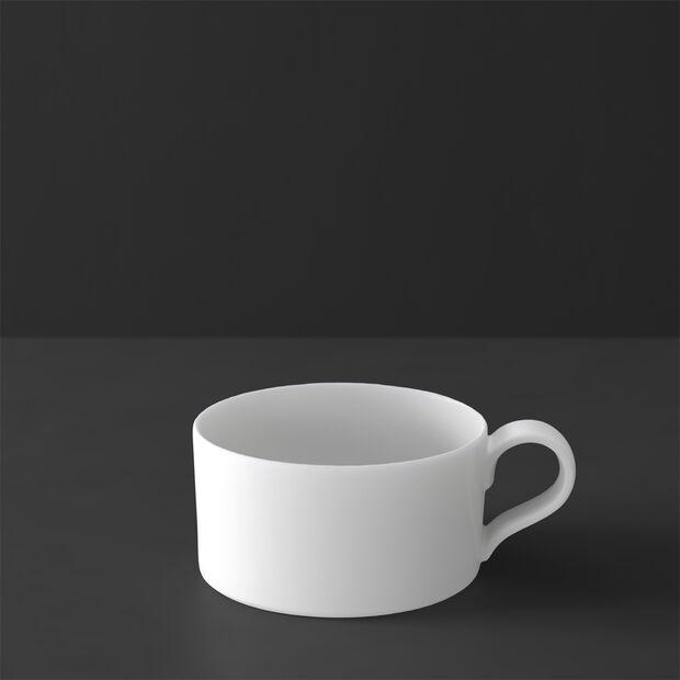 MetroChic blanc Teetasse, 230 ml, Weiß, , large
