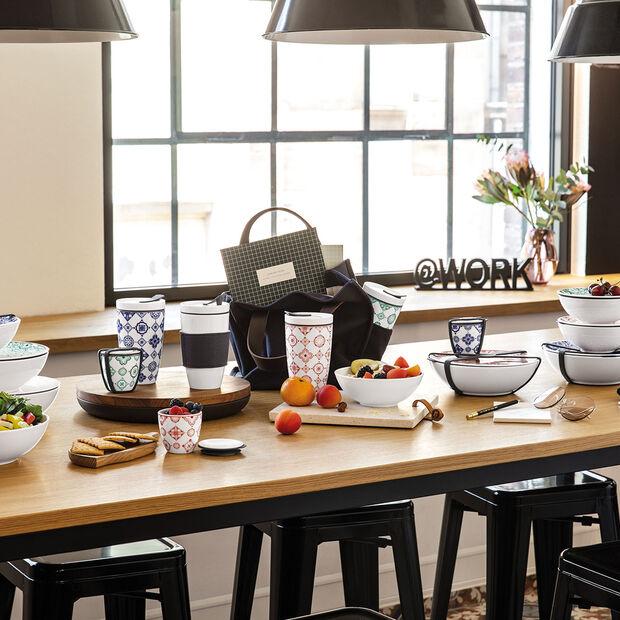 Modern Dining To Go Indigo Schale M, , large