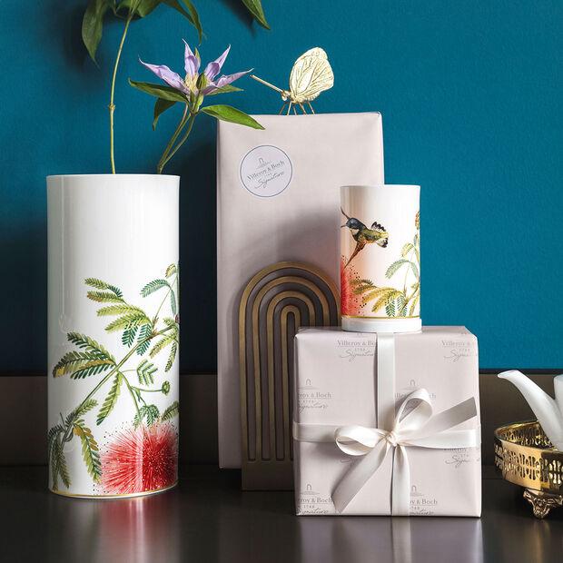 Amazonia Gifts Teelichthalter 7,5x7,5x13cm, , large