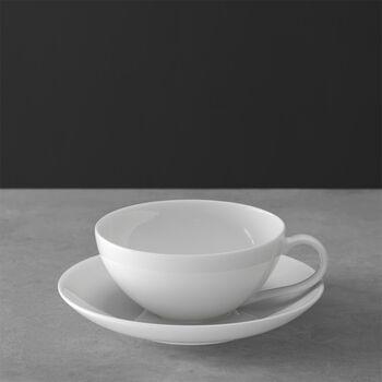 Anmut Teetasse mit Untertasse 2tlg.